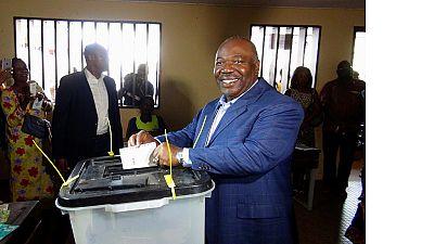 Election présidentielle au Gabon : les deux favoris confiants après leur vote