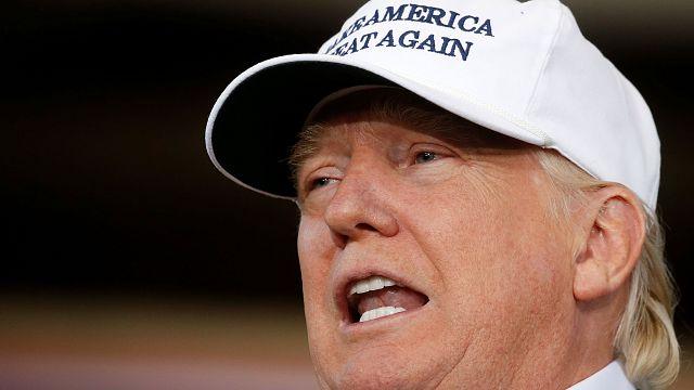 ترامب: يتعهد ترحيل ألاف المهاجرين غير الشرعيين الذين ارتكبوا جرائم