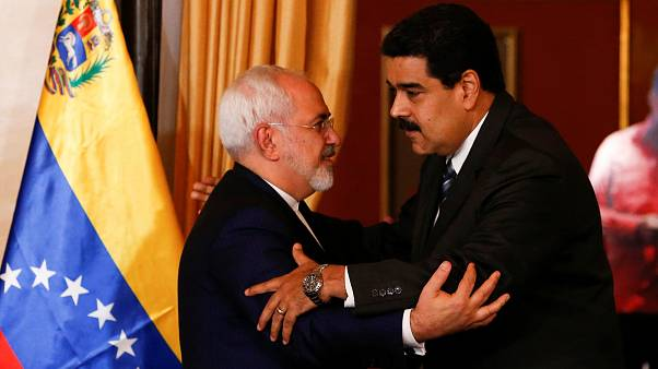 Venezuela e Irão assinam acordos de cooperação