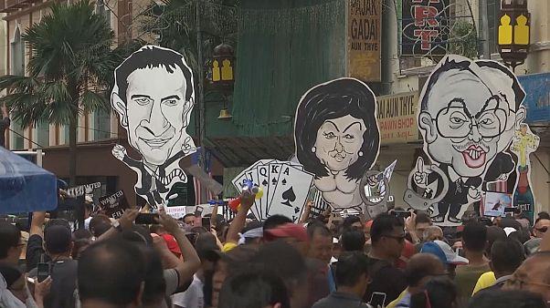 مظاهرات في ماليزيا