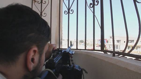 Battle for Sirte: fight for city enters final phase