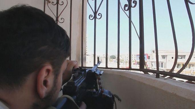 IŞİD Sirte'de köşeye sıkıştırıldı
