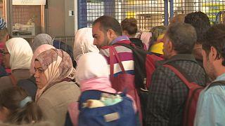 Hasta 300.000 refugiados podrían llegar a Alemania este año