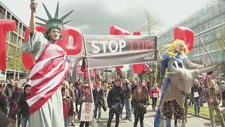 TTIP : le pavé dans la mare du ministre allemand des Finances