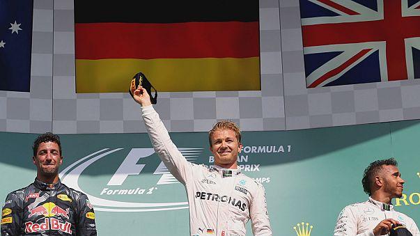 F1: trionfo di Rosberg a Spa, Ferrari in contatto alla partenza