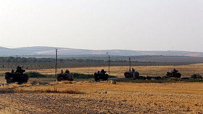 La Turquie en pleine offensive militaire en Syrie