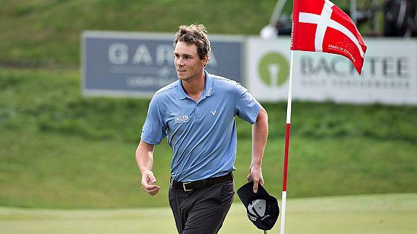 Томас Питерс выиграл гольф-турнир в Дании