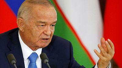 El presidente uzbeko, Islam Karímov, hospitalizado por una afección no divulgada