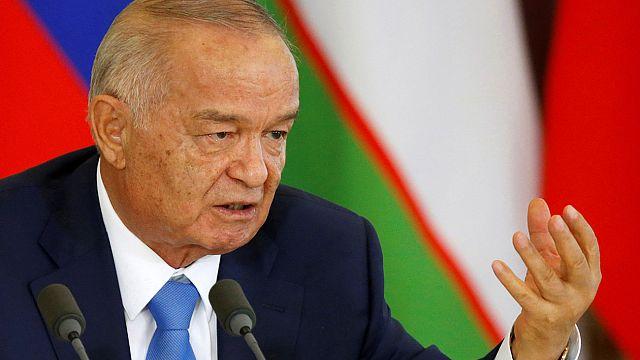 إسلام كَرِيموف رئيس أوزبكستان في المستشفى