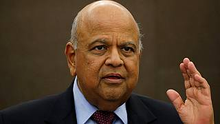 South Africa's Finance Minister, Gordhan may be charged for graft