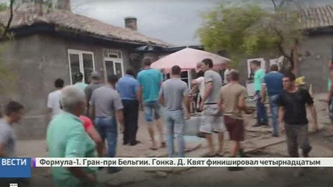Ukrajna: roma pogrom egy szörnyű gyilkosság után
