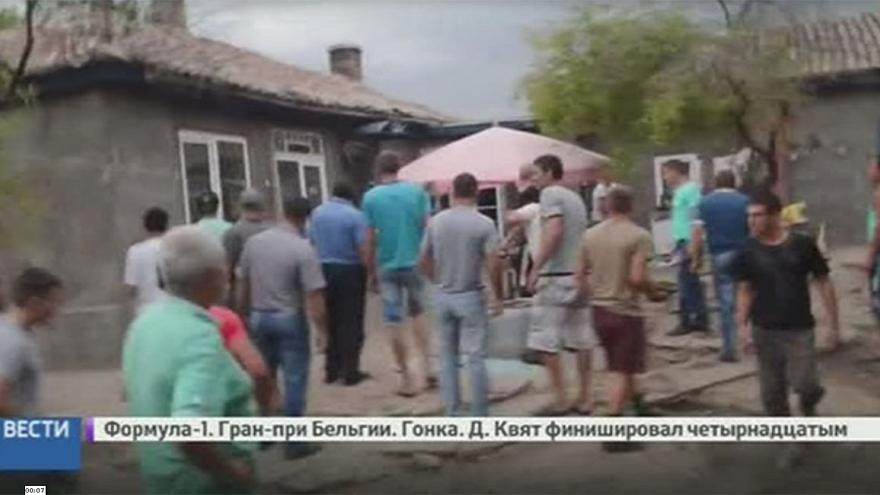 Violences anti-Rom dans le sud de l'Ukraine