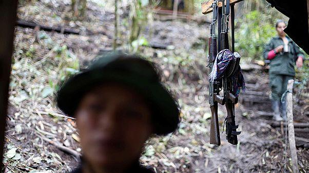 Тимошенко объявил об окончании войны в Колумбии