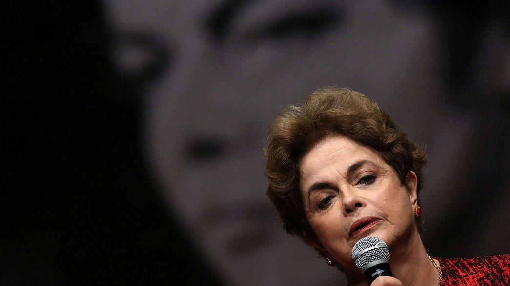 Dilma Rousseff azil davasında kendini savunacak