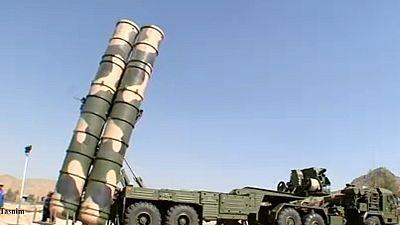 ایران استقرار سامانه «اس ۳۰۰» در اطراف سایت فردو را به نمایش گذاشت