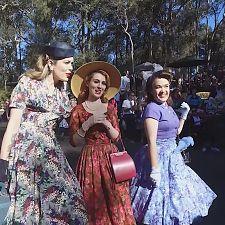 جاذبه های دهه پنجاه میلادی در سیدنی