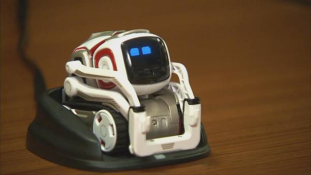 'Cozmo' a high tech toy for the present and future