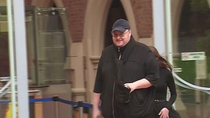 محكمة نيوزيلندية تنظر في استئناف كيم دوتكوم ضد تسليمه الى السلطات الاميركية