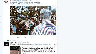 Afrique du Sud : une pétition pour porter les cheveux afros