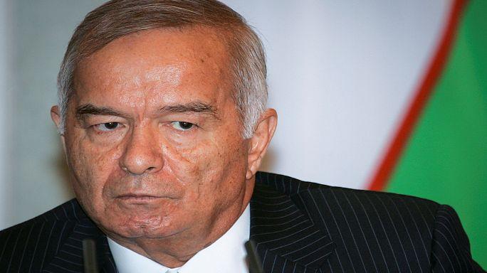 El presidente uzbeko en cuidados intensivos tras sufrir un derrame cerebral