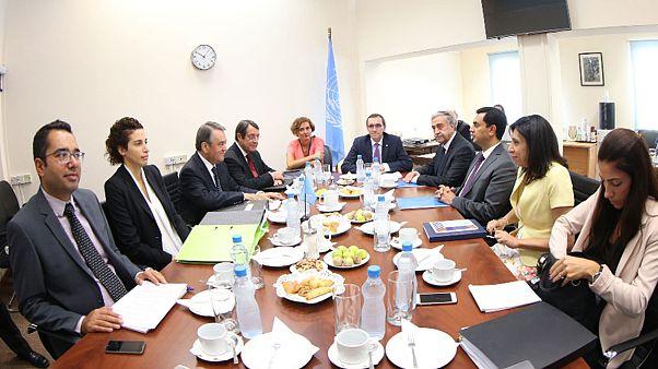 Κυπριακό: Έξι κρίσιμα ραντεβού Αναστασιάδη- Ακκιντζί καθορίζουν τις εξελίξεις