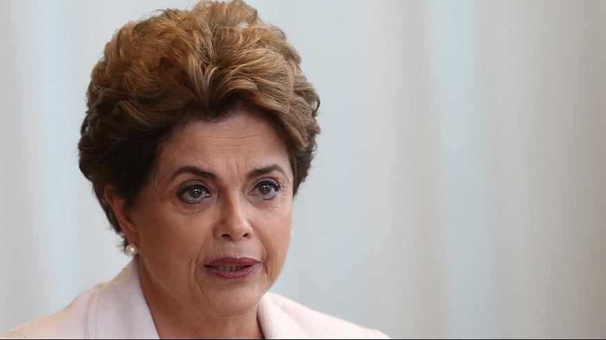 [Watch] Brazil's Dilma Rousseff testifies at impeachment trial