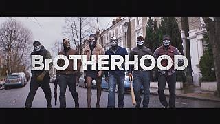 Noel Clarke fecha trilogia com Brotherhood