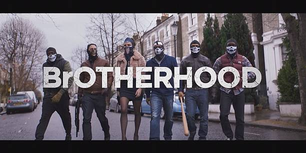 IL RITORNO DI NOEL CLARKE CON 'BROTHERHOOD'
