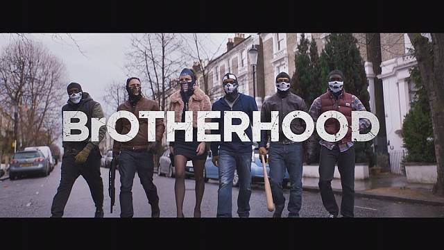 """Brotherhood"" von Noel Clarke"