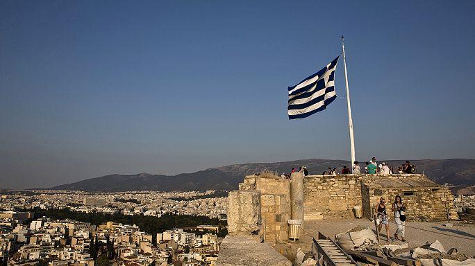Economia grega cresce 0,2% no segundo trimestre