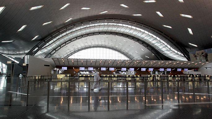 Reptéri illetéket vezetnek be a dohai nemzetközi repülőtéren