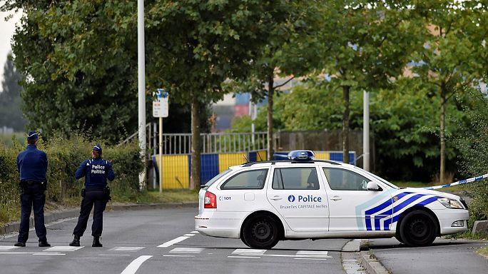 Öt embert elfogtak a brüsszeli gyújtogatás után