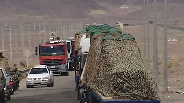 İran nükleer santrallerin çevresine S-300 füzelerini yerleştirmeye başladı