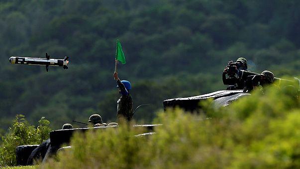 Taiwan, parte missile durante esercitazione: un morto, 3 feriti