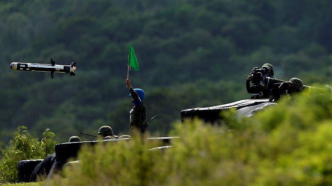 Тайвань: трем военнослужащи ВМС грозит тюрьма за ошибочный запуск ракеты