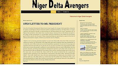 Niger Delta Avengers announce cessation of hostilities