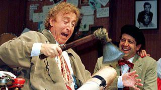 Gene Wilder, l'interprète de Willy Wonka, est décédé