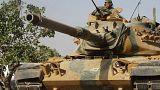 Washington s'inquiète des opérations militaires turques en Syrie