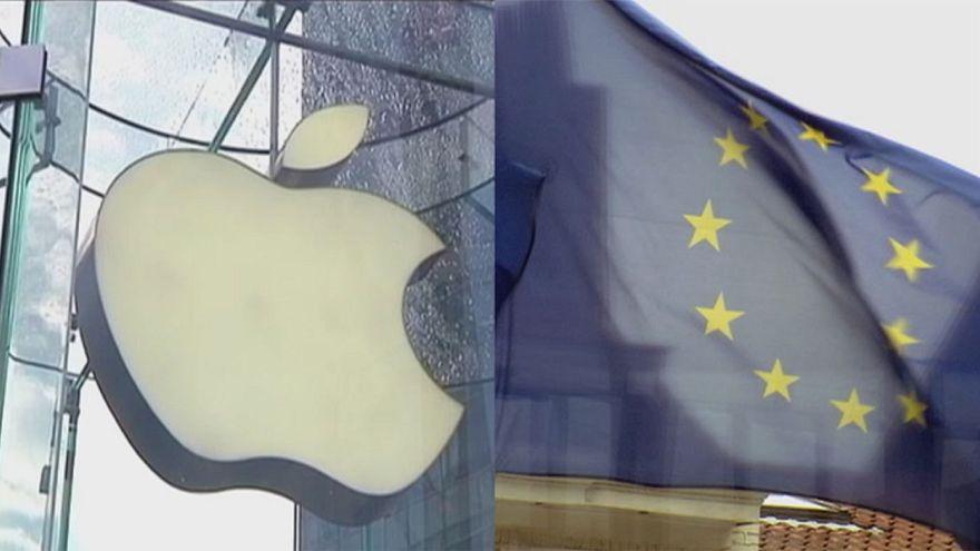 Multa histórica de la Comisión Europea a Apple