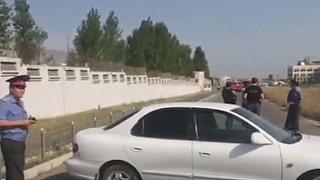 Suicide car bomb attack at Chinese embassy in Kyrgyzstan