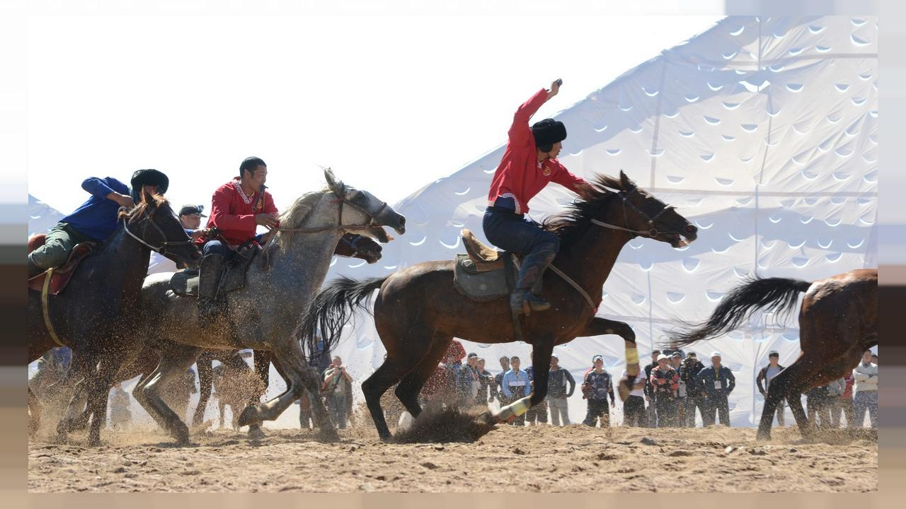 World Nomad Games opening ceremony 2016