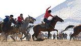 Dünya Göçebe Oyunları Açılış Töreni - Kırgızistan