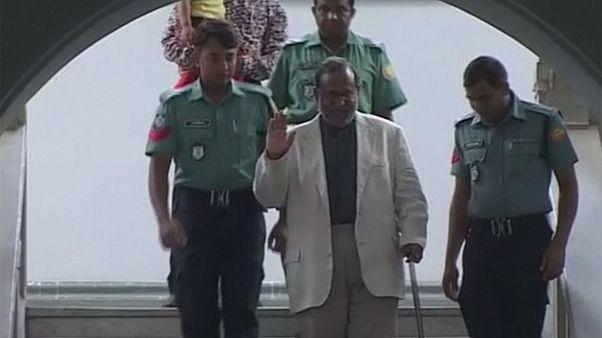 Bangladesch: Todesurteil gegen Islamisten-Politiker bestätigt