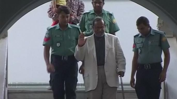 رفض استئناف في بنغلادش ضد حكم بالاعدام بحق قيادي في حزب الجماعة الاسلامية