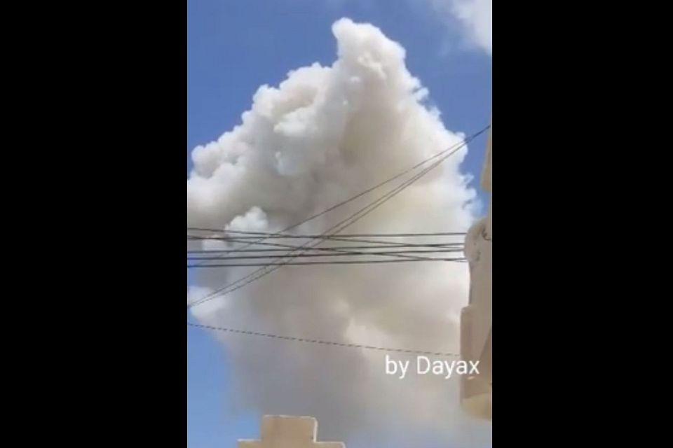 Сомали: взрыв у президентского дворца