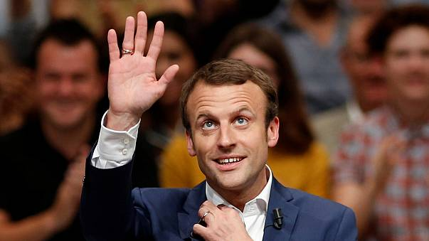 Emmanuel Macron resigns as French Economy Minister