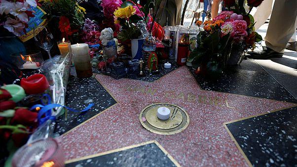 В Лос-Анджелесе прощаются с Хуаном Габриэлем