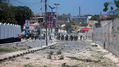 Al-Shabab attack outside Somali president's palace kills at least 10