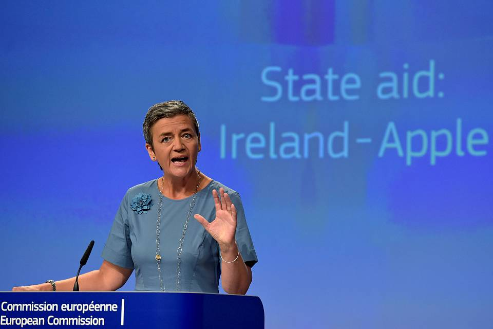 EU vs Apple: A fair whack or a made up number?