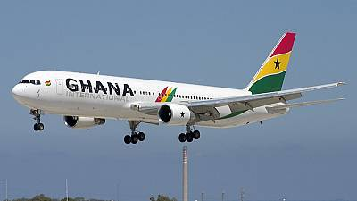 Ghana looking to revive collapsed national airline by October